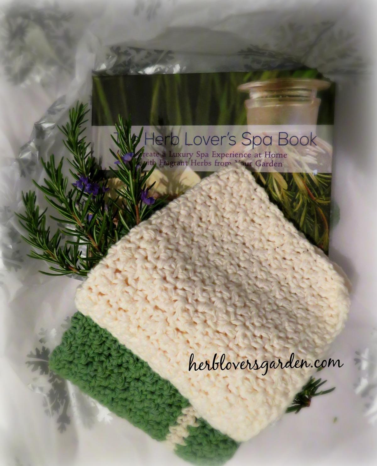 Crochet Spa Cloths